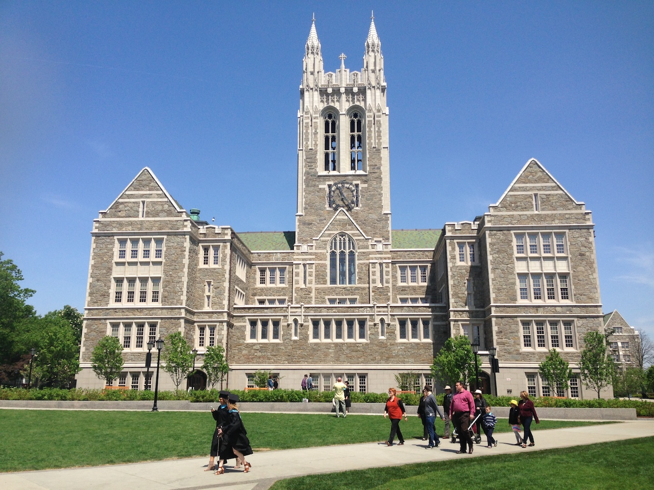 Conference at Boston College