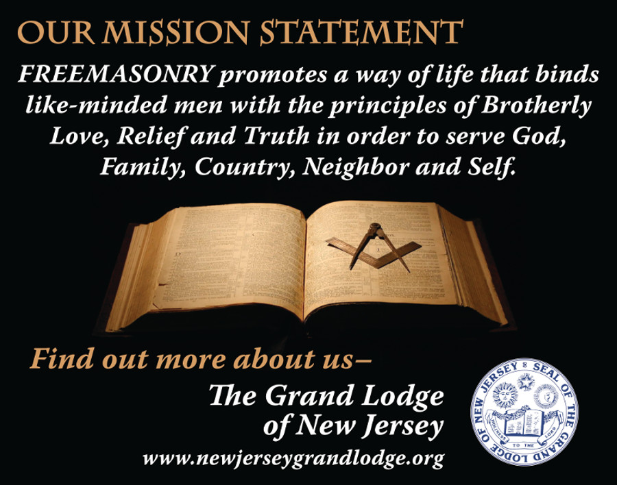 Grand Lodge of New Jersey – Petition for Membership