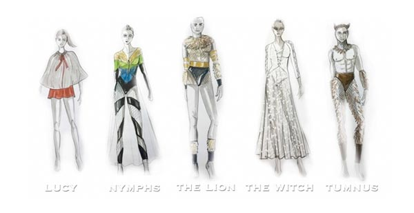 Randy James Brings The Lion, the Witch and the Wardrobe To