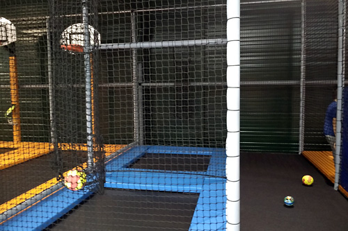Cage Ball à Rennes