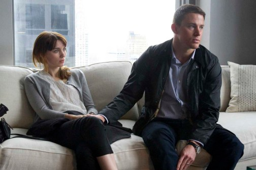 Channing Tatum et Rooney Mara face à leur destin
