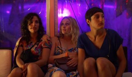 3 copines en Festival