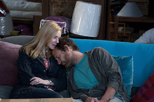 The Big C : photo John Benjamin Hickey, Laura Linney