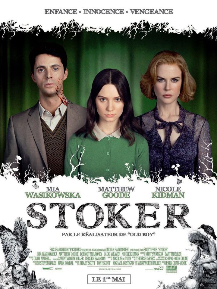 Stoker - Affiche