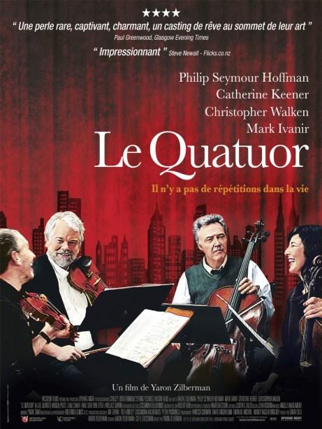 Le Quatuor - Affiche