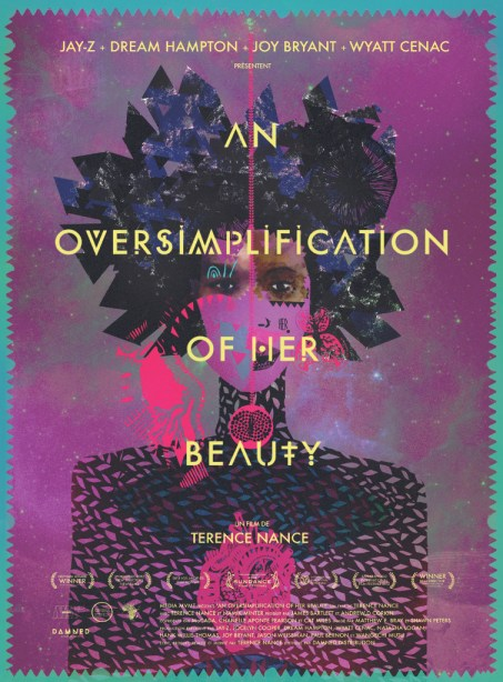 An Oversimplification of Her Beauty - Affiche