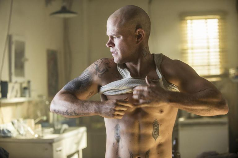 Elysium - Photo Matt Damon