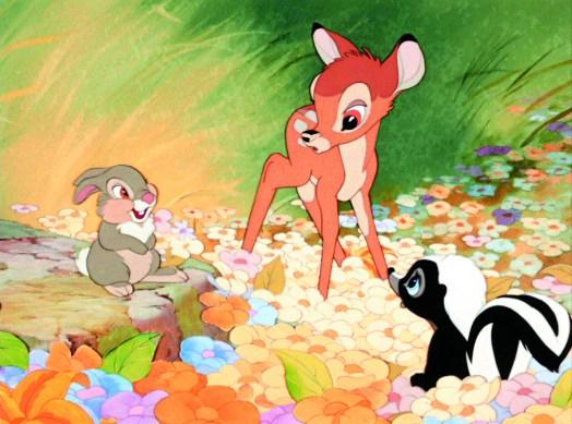Bambi Pampan et ses amis