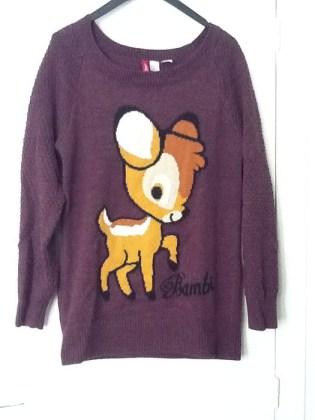 Pull Bambi H1M