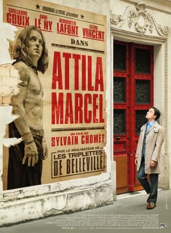 Attila Marcel - Affiche