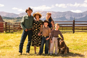 La Famille Spivet au grand complet
