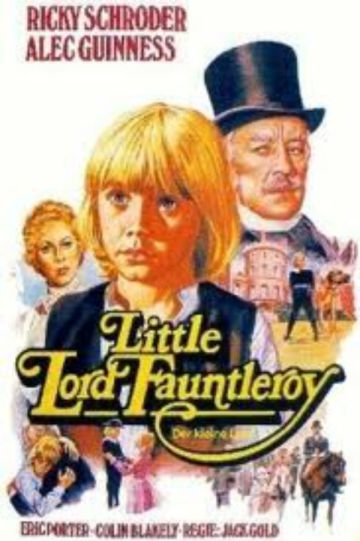 Le Petit Lord Fauntleroy - Affiche