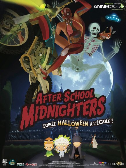 After School Midnighters - Affiche
