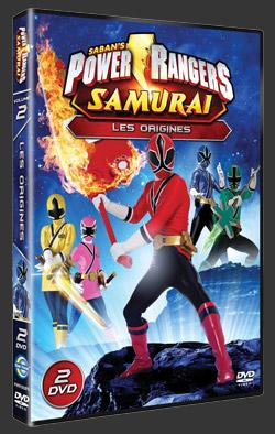 Power Rangers Samurai Les origines