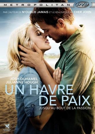 Nicholas Sparks Un havre de paix avec Josh Duhamel
