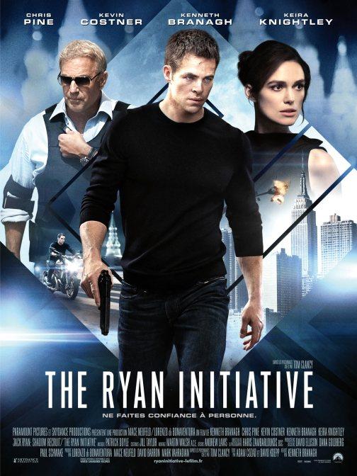 The Ryan Initiative - Affiche
