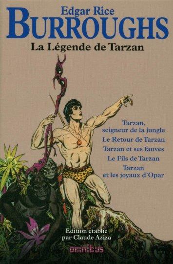 Edgar Rice B Tarzan