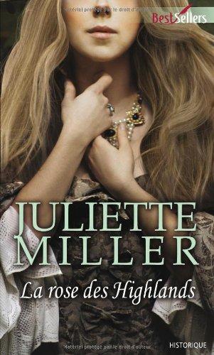 Couverture la Rose des Highlands de Juliette Miller