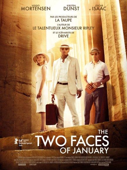 The Two Faces of January Viggo Mortensen Kristen Dunst Oscar Isaac