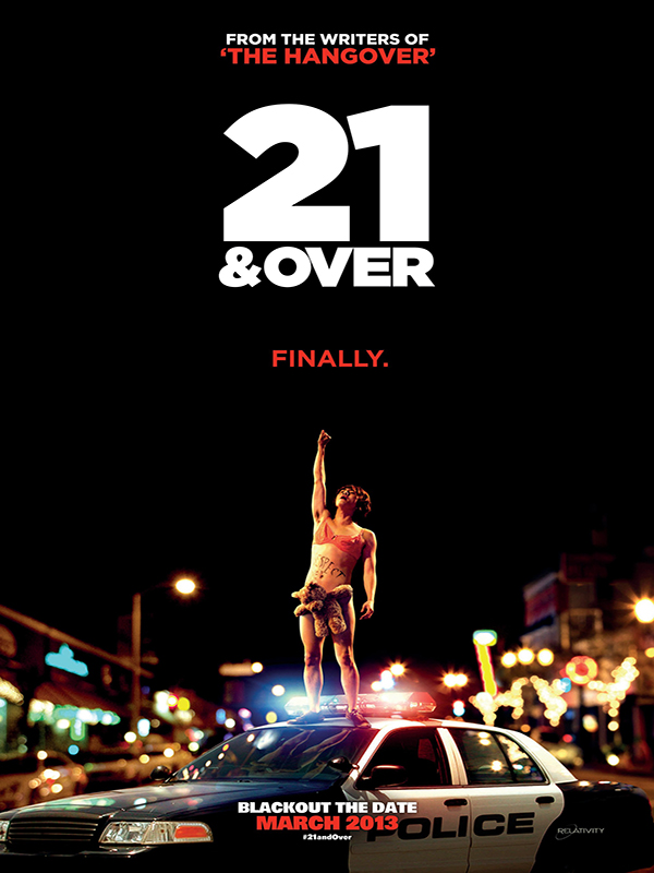21 & Over - Affiche