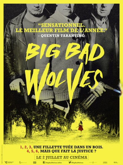 Big Bad Wolves - Affiche