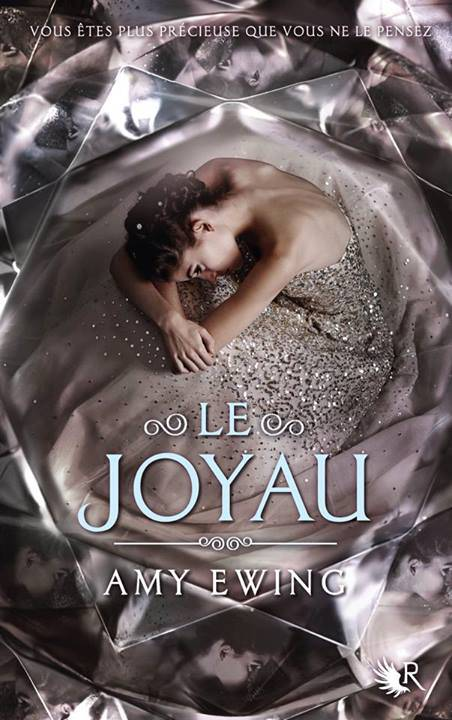 Le Joyau Amy Wing Collection R Robert Laffont Cover