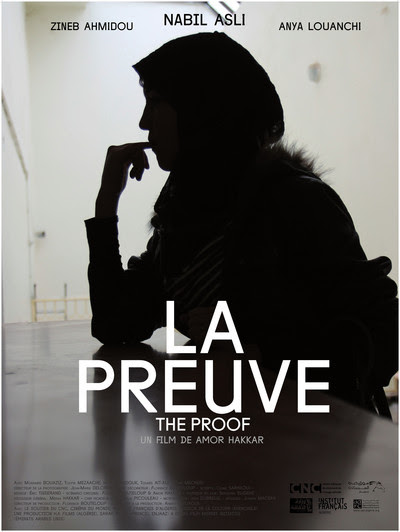 La Preuve -The Proof- Amor Hakkar- Affiche
