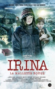 Irina, la Mallette rouge - Affiche