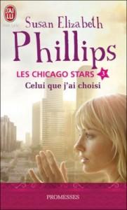 Les Chicago Stars, Tome 3 - Celui que j'ai choisi de Susan Elizabeth Phillips