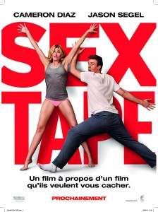 Sex Tape - Affiche