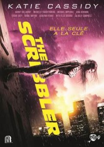 The Scribbler Katie Cassidy VOD-DVD