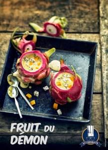 recette 2 gastronogeek fruit du demon