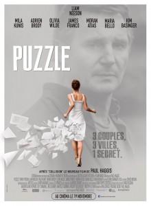 Affiche Puzzle Paul Haggis