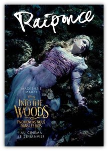 Raiponce Into the woods
