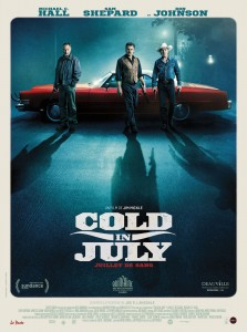 Cold in July - Affiche