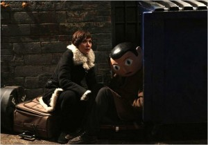 Frank - Photo Maggie Gyllenhaal, Michael Fassbender
