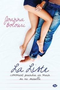 La liste - Comment prendre en main sa vie sexuelle de Joanna Bolouri