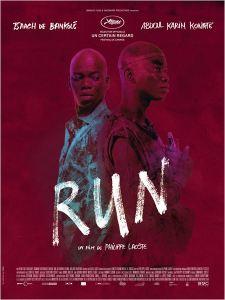 Run - Affiche