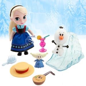 Mini Animator Elsa