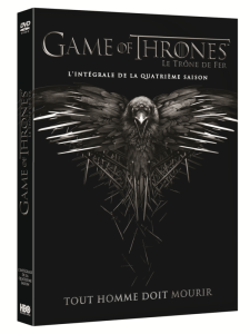 Games of Thrones saison 4 DVD