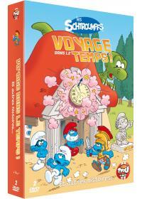schtroumpfs_voyage_dans_le_temps_DVD