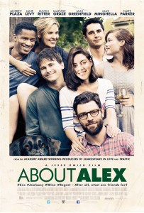 Affiche About Alex