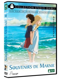 DVD SOUVENIR DE MARNIE