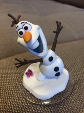 Olaf tu veux être mon ami?