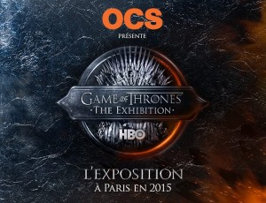 L-exposition-Game-of-Thrones-a-Paris-2015