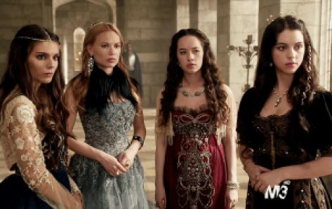 Reign- Marie Stuart et ses amies