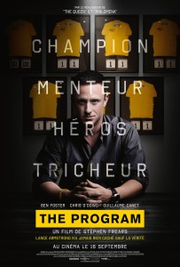 The Program - Affiche- Ben Foster