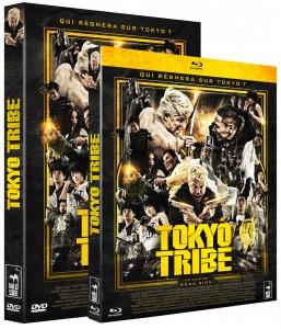 TOKYO-TRIBE DVD+BR