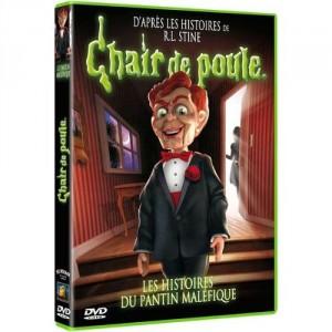 Chair de Poule - Les Histoires du Pantin Malefique