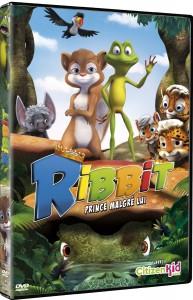 Ribbit DVD